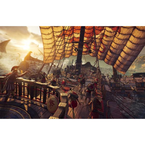 【在庫限り】 アサシン クリード オデッセイ 通常版 【PS4ゲームソフト】_6