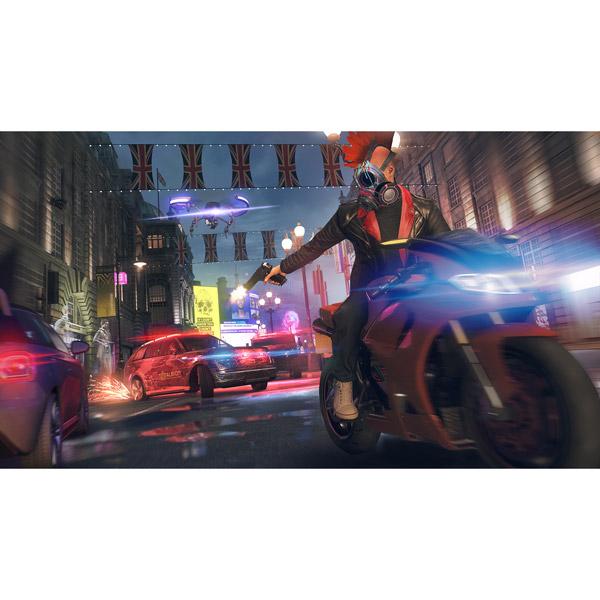 ウォッチドッグス レギオン アルティメットエディション 【PS4ゲームソフト】_3