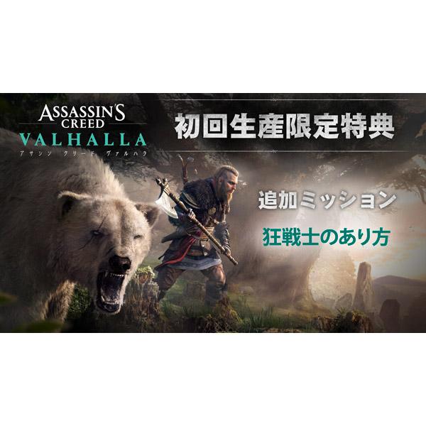 アサシン クリード ヴァルハラ 通常版 【PS4ゲームソフト】_10