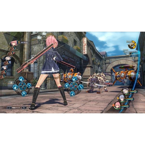 英雄伝説 閃の軌跡III 通常版 【PS4ゲームソフト】_11