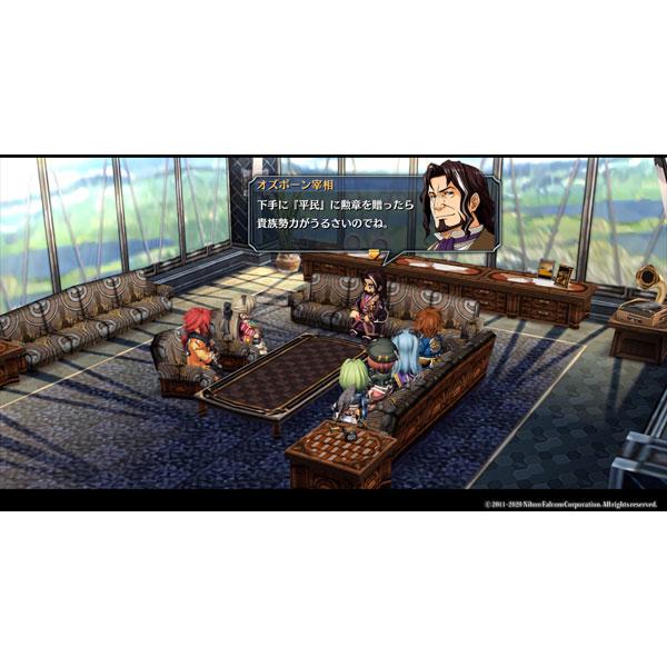 英雄伝説 碧の軌跡:改【PS4ゲームソフト】_3