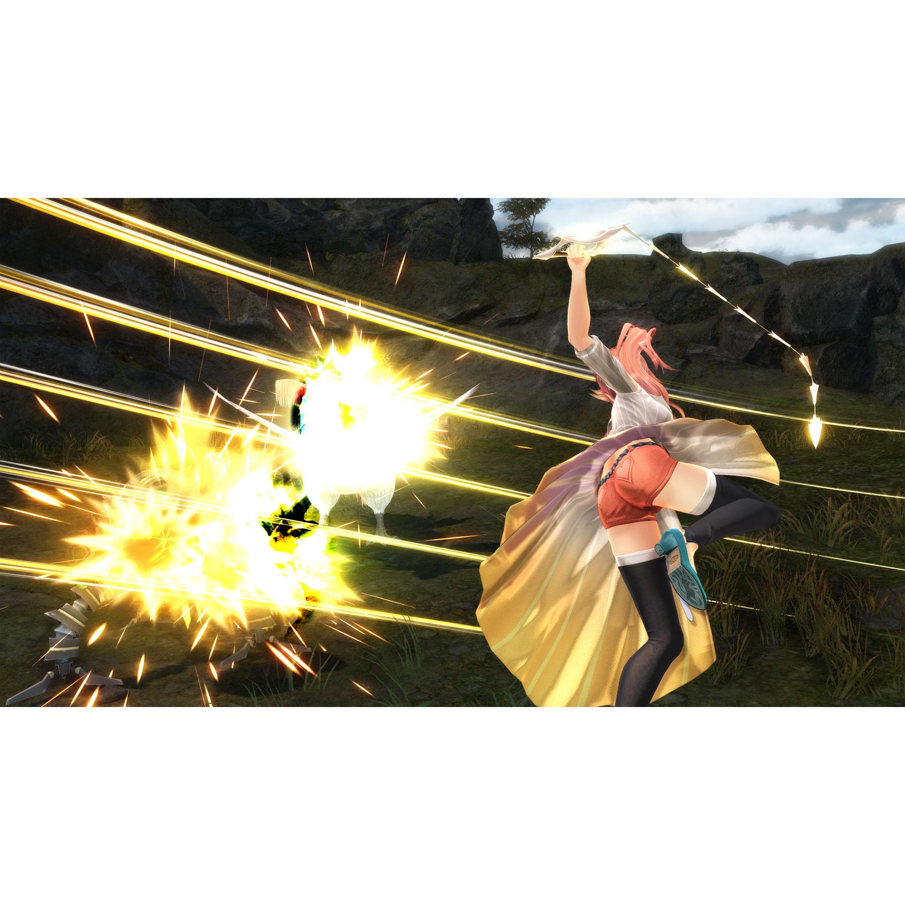 英雄伝説 黎の軌跡 通常版 【PS4ゲームソフト】_8