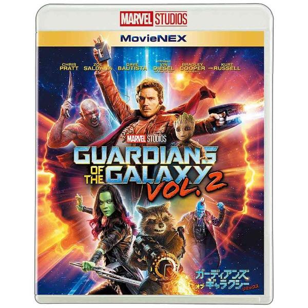 ガーディアンズ・オブ・ギャラクシー:リミックス MovieNEX ブルーレイ+DVDセット