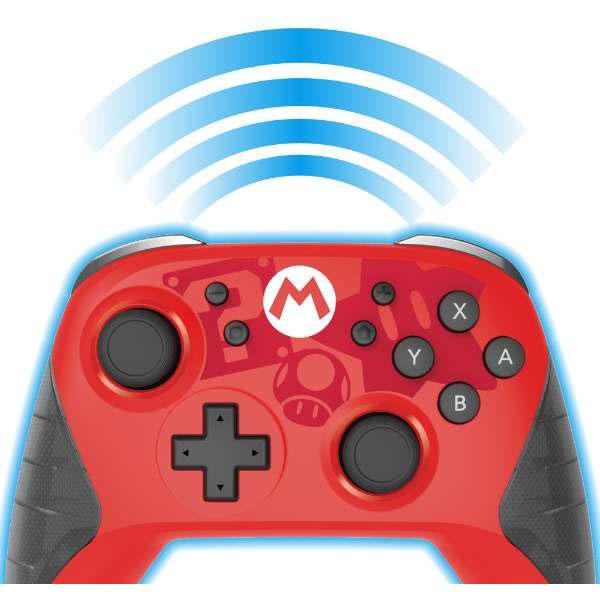 ワイヤレスホリパッド for Nintendo Switch マリオ [NSW-104]_3