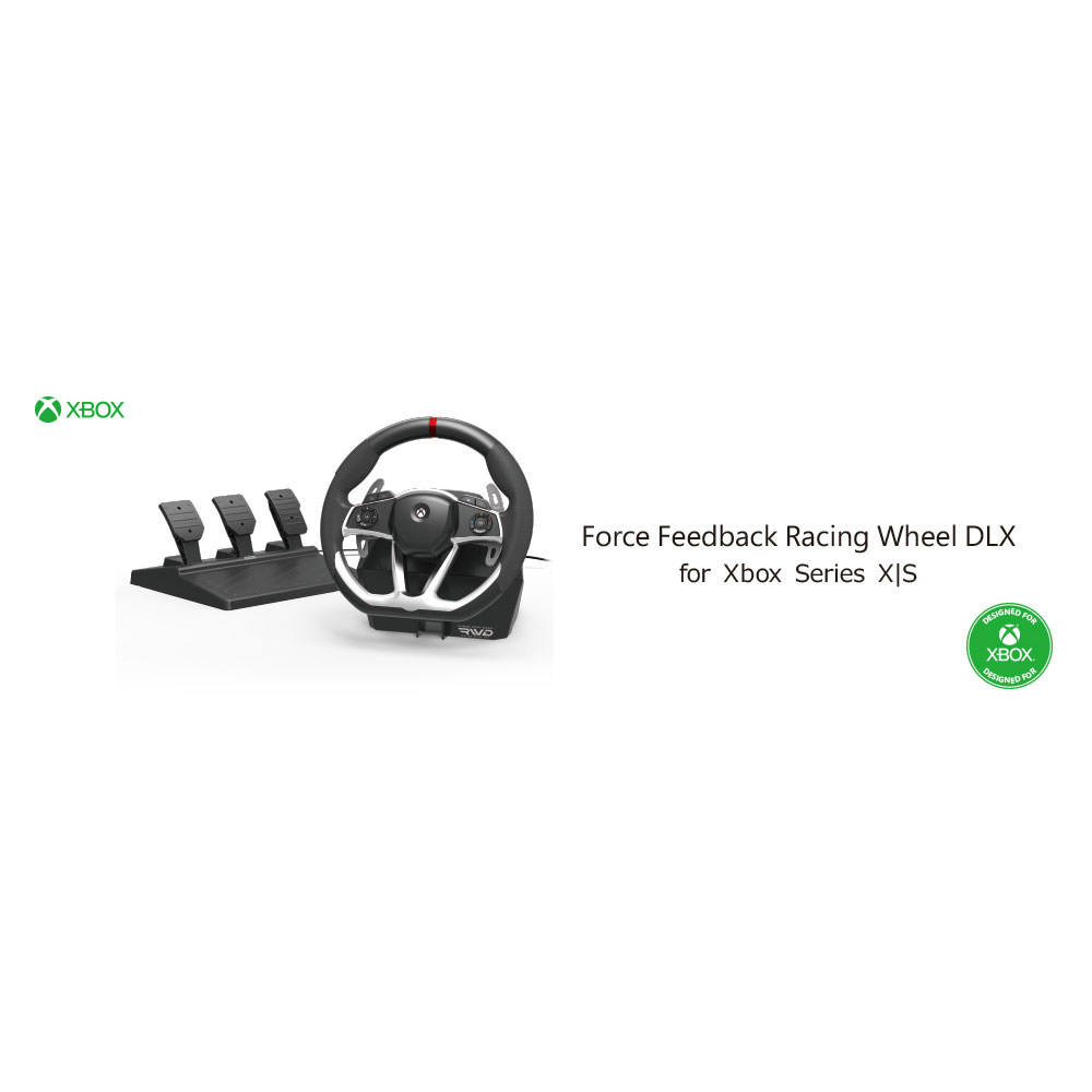 Force Feedback Racing Wheel DLX for Xbox Series X S AB05-001_4