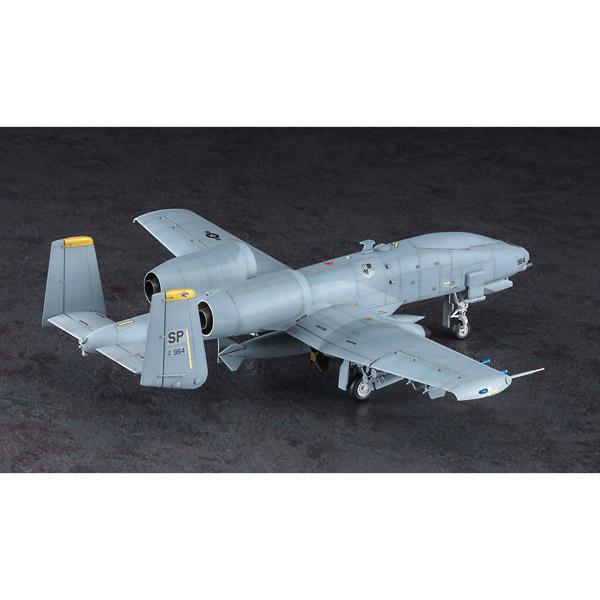 """1/72 A10 サンダーボルト II """"UAV"""" プラモデル_1"""