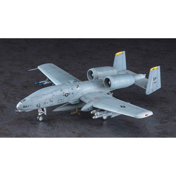 """1/72 A10 サンダーボルト II """"UAV"""" プラモデル_2"""