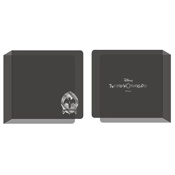 ディズニー ツイステッドワンダーランド アルカナカードコレクション専用収納ファイル SILVER ver.