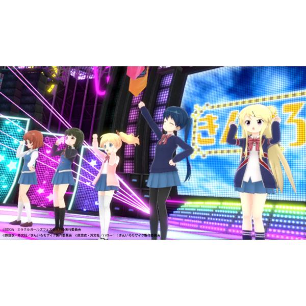 ミラクルガールズ フェスティバル 【PS Vitaゲームソフト】_2