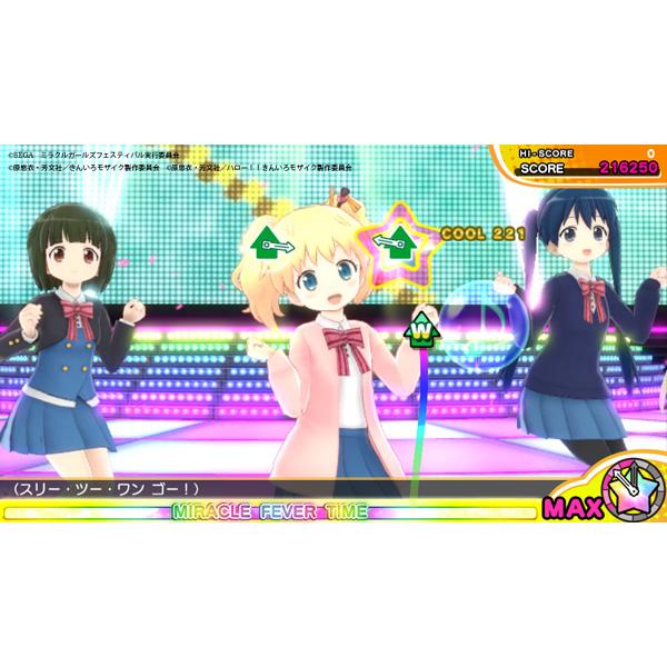 ミラクルガールズ フェスティバル 【PS Vitaゲームソフト】_3
