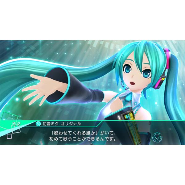 初音ミク -Project DIVA- X 【PS Vitaゲームソフト】_1