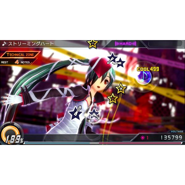 初音ミク -Project DIVA- X 【PS Vitaゲームソフト】_11