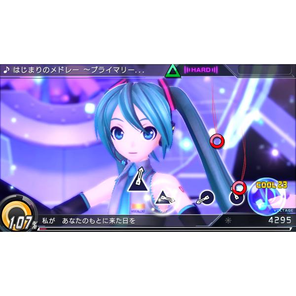 初音ミク -Project DIVA- X 【PS Vitaゲームソフト】_2
