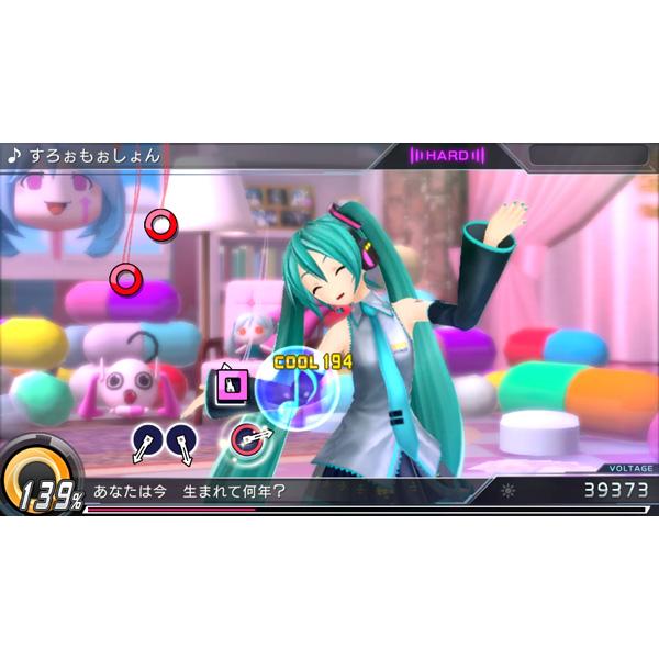 初音ミク -Project DIVA- X 【PS Vitaゲームソフト】_5