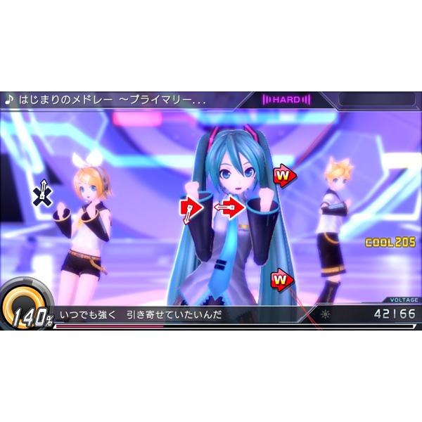 初音ミク -Project DIVA- X 【PS Vitaゲームソフト】_7