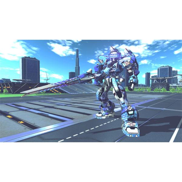 【在庫限り】 電脳戦機バーチャロン×とある魔術の禁書目録 とある魔術の電脳戦機 通常版 【PS Vitaゲームソフト】_1