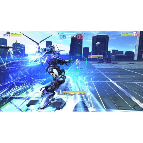 【在庫限り】 電脳戦機バーチャロン×とある魔術の禁書目録 とある魔術の電脳戦機 通常版 【PS Vitaゲームソフト】_2