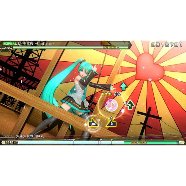 初音ミク Project DIVA Future Tone DX 通常版 【PS4ゲームソフト】_1