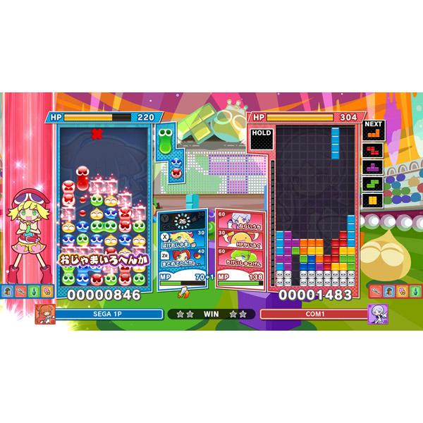 ぷよぷよテトリス 2 【PS4ゲームソフト】_2