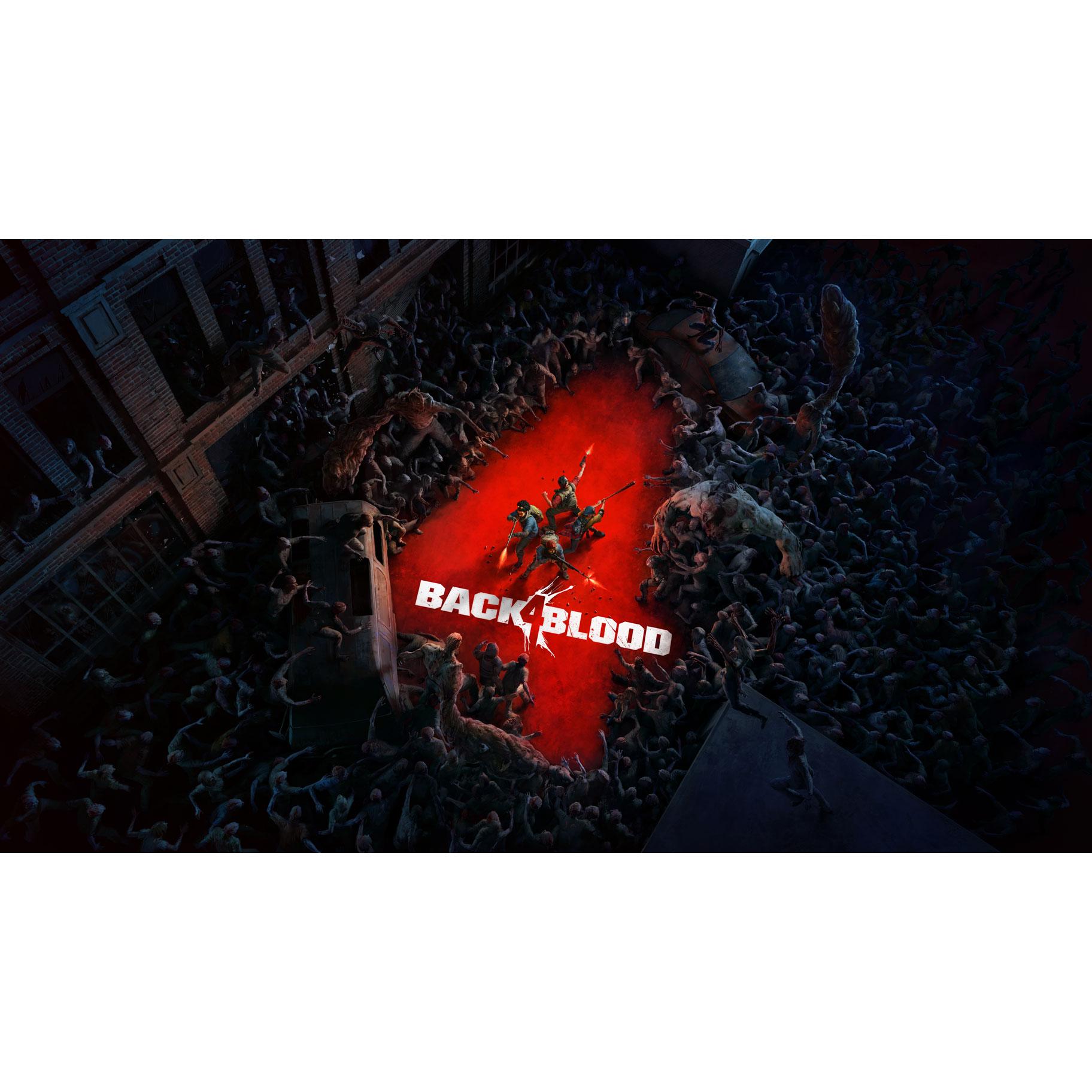 バック・フォー・ブラッド デラックス・エディション 【PS4ゲームソフト】_1
