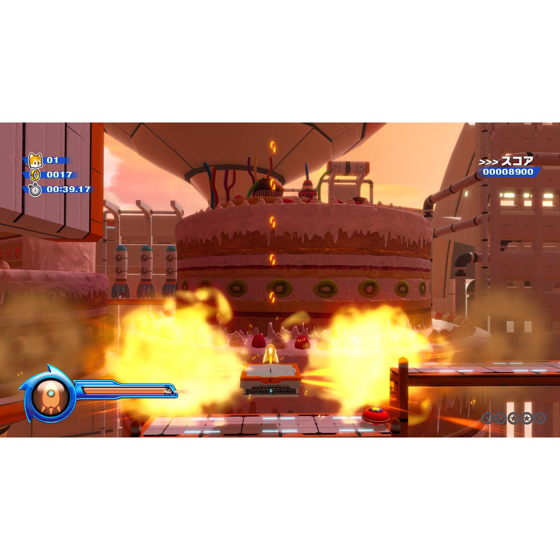 ソニックカラーズ アルティメット 30thアニバーサリーパッケージ 【PS4ゲームソフト】_4