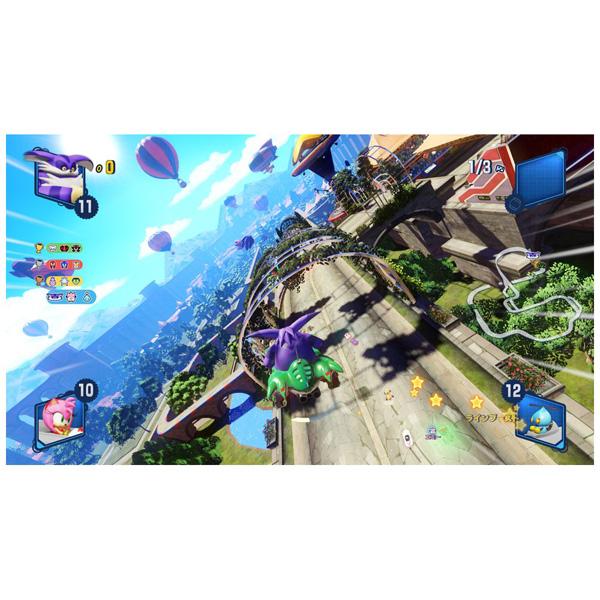 チームソニックレーシング 【Switchゲームソフト】_9