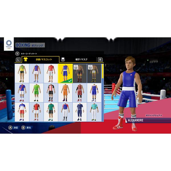 東京2020オリンピック The Official Video Game 【Switchゲームソフト】_12