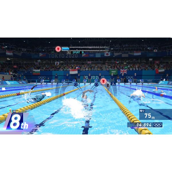 東京2020オリンピック The Official Video Game 【Switchゲームソフト】_8