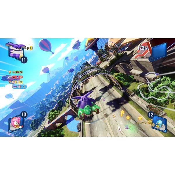 チームソニックレーシング 新価格版 【Switchゲームソフト】_10