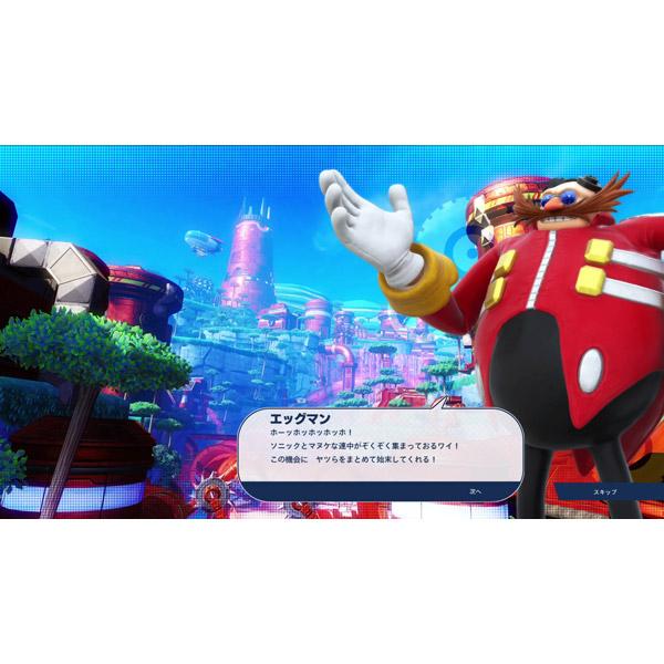 チームソニックレーシング 新価格版 【Switchゲームソフト】_2