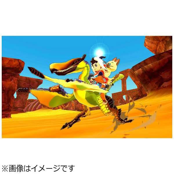 【在庫限り】 amiibo クルペッコ&ダン先輩 モンスターハンター ストーリーズ 【New3DS/New3DS LL】 [CSZ-2870MH]_3