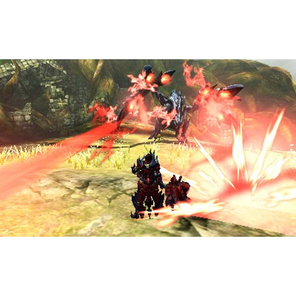 モンスターハンターダブルクロス 【3DSゲームソフト】_5
