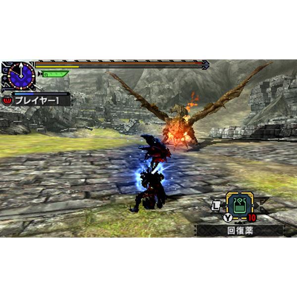 モンスターハンターダブルクロス 【3DSゲームソフト】_7