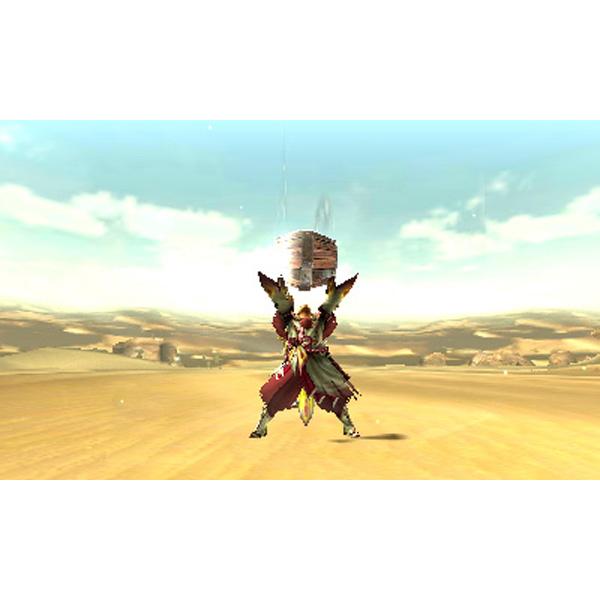 モンスターハンターダブルクロス 【3DSゲームソフト】_8