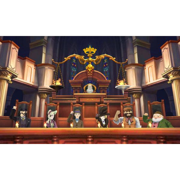 【在庫限り】 大逆転裁判2 -成歩堂龍ノ介の覺悟- 通常版 【3DSゲームソフト】_2
