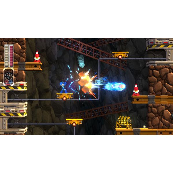 【在庫限り】 ロックマン11 運命の歯車!! コレクターズ・パッケージ 【PS4ゲームソフト】_5