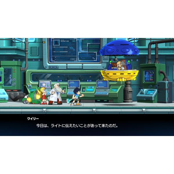 【在庫限り】 ロックマン11 運命の歯車!! コレクターズ・パッケージ 【PS4ゲームソフト】_7