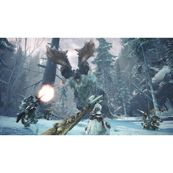 MONSTER HUNTER WORLD: ICEBORNE (モンスターハンターワールド:アイスボーン) マスターエディション コレクターズパッケージ 【PS4ゲームソフト】_10