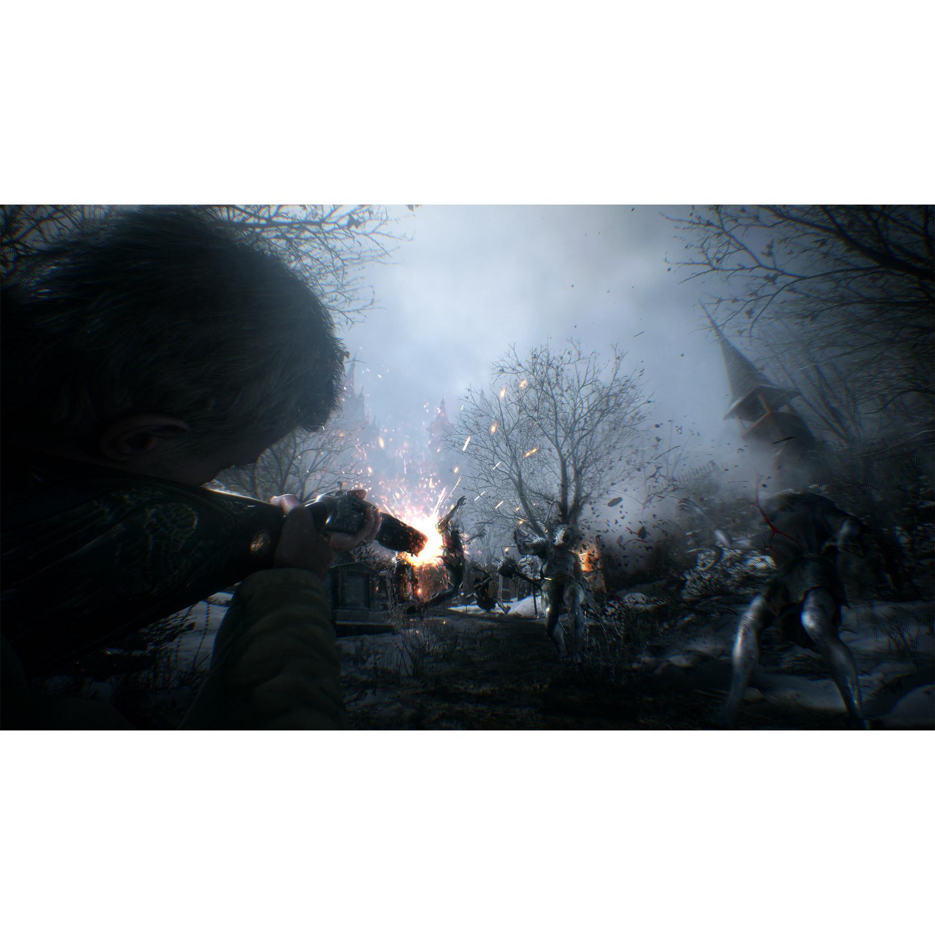 BIOHAZARD VILLAGE Z Version 【PS4ゲームソフト】_2