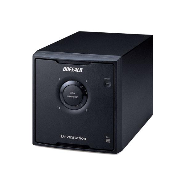 HD-QL8TU3/R5J  外付HDD [USB3.0・8TB] 4ドライブモデル/RAID 5対応_3