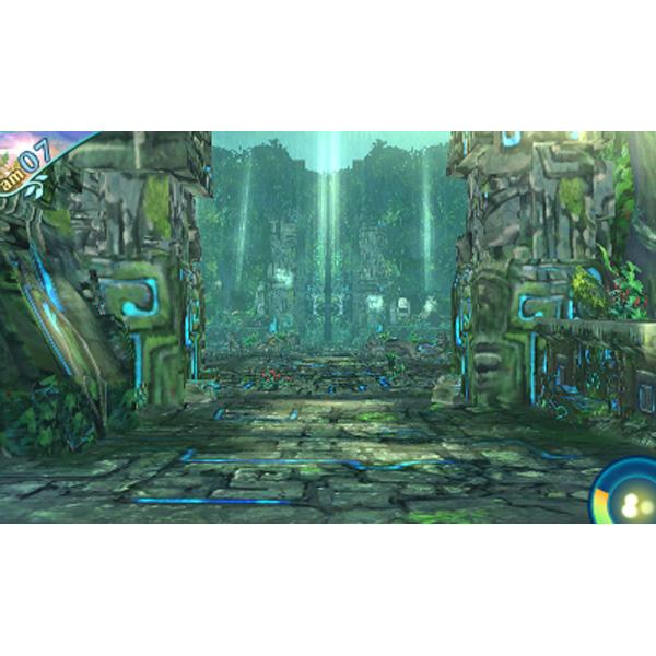 世界樹の迷宮X (クロス) 【3DSゲームソフト】_3