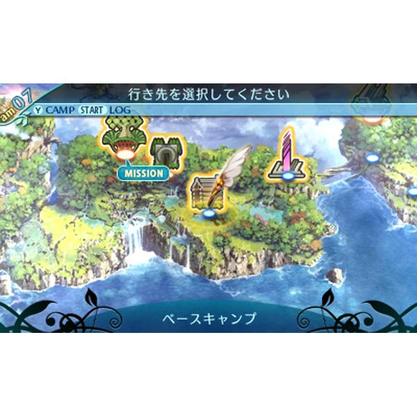 世界樹の迷宮X (クロス) 【3DSゲームソフト】_5