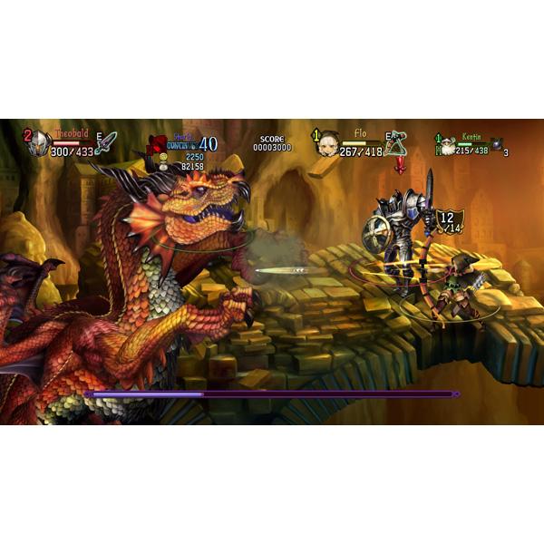 ドラゴンズクラウン・プロ 新価格版 【PS4】_2