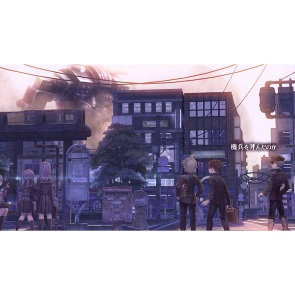 十三機兵防衛圏 Music and Art Clips (十三機兵防衛圏 プロローグ 付き) 【PS4ゲームソフト】_8