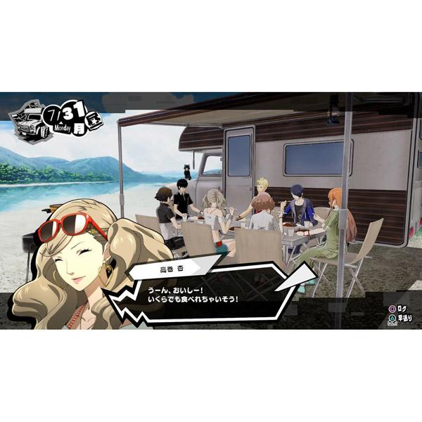 ペルソナ5 スクランブル ザ ファントム ストライカーズ 通常版 【PS4ゲームソフト】_3