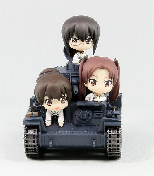 ガールズ&パンツァー 38(t)戦車B/C型 エンディングVer.全国大会時 組立塗装済完成品_3