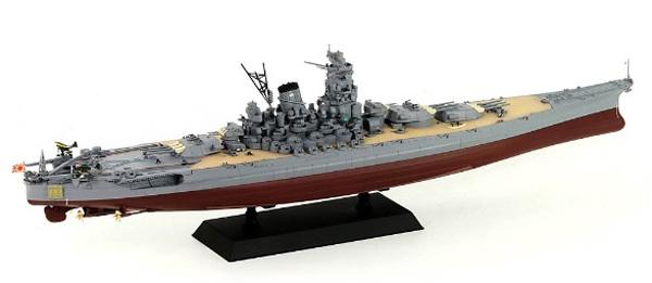1/700 日本海軍 戦艦 大和 最終時 プラモデル_2