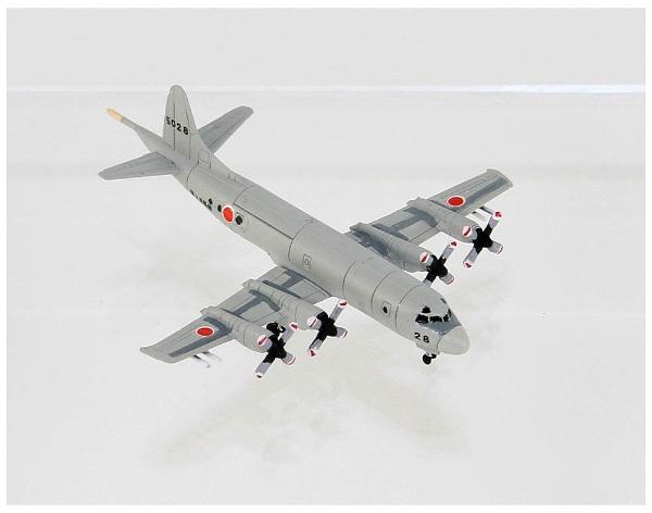 1/700 海上自衛隊 哨戒機セット(P-1、P-3C哨戒機各2機入り) プラモデル_2