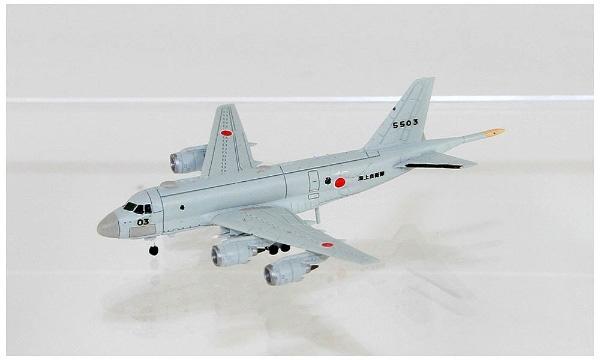 1/700 海上自衛隊 哨戒機セット(P-1、P-3C哨戒機各2機入り) プラモデル_4