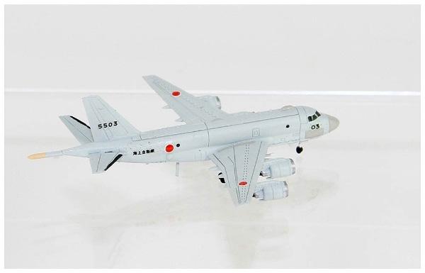 1/700 海上自衛隊 哨戒機セット(P-1、P-3C哨戒機各2機入り) プラモデル_5